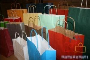 Bolsas de Regalo Colores