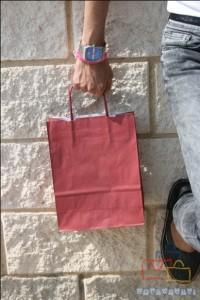 Bolsas de Regalo Rojo