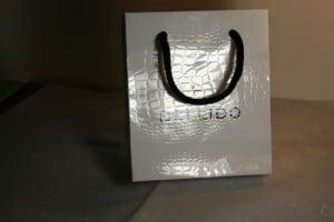 Bolsas de papel impresas estilo reflejo
