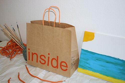 bolsas de papel para comercios impresas a tu gusto