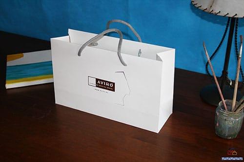 bolsas de papel para comercio con tu logo