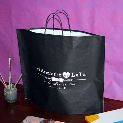 Bolsas personalizadas tienda de ropa bolsasdepapel me - Bolsas para ropa ...