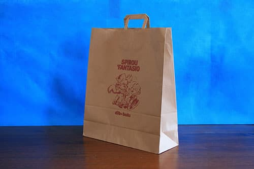 tienda bolsas de papel con logo
