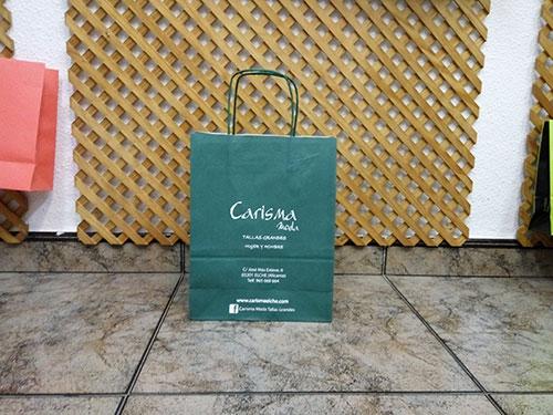 bolsas para tiendas de ropa con tu logo