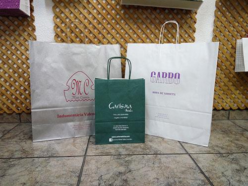 bolsas para tiendas de ropa economicas