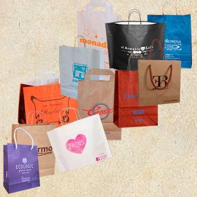 Crea tu Bolsa de Papel para Tiendas