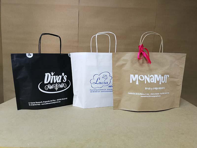 1d3a40c6a En tres tamaños estudiados que podrás combinar para cubrir todas las  necesidades de tu establecimiento, y tres colores básicos, nuestras New  Bags te van a ...